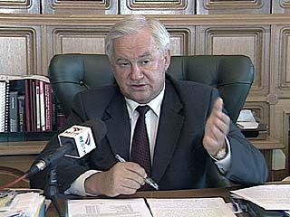 Губернатор негативно оценивает реорганизацию налоговых инспекций