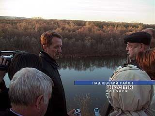 Губернатор отправился в рабочую поездку по районам Воронежской области