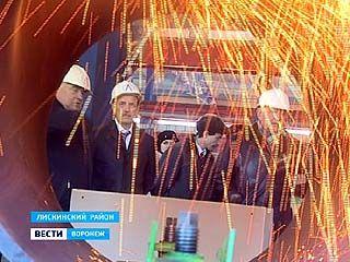 Губернатор оценил эффективность инвестиционной политики в Лискинском районе