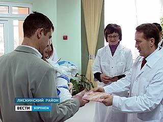 Губернатор посетил в Лискинском районе несколько новых объектов