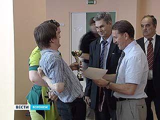 Губернатор поздравил победителей шахматного турнира среди инвалидов