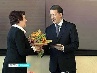 Губернатор поздравил работников культуры с профессиональным праздником