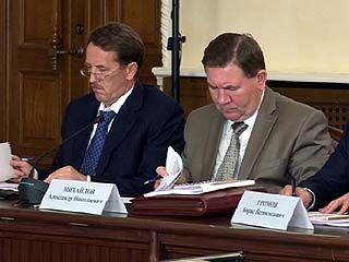 Губернатор принял участие в совещании по вопросам модернизации здравоохранения