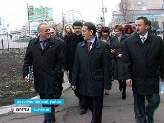 Губернатор пришёл к выводу, что инфраструктура Бутурлиновки - на уровне 19 века