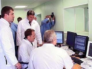 Губернатор проинспектировал строительcтво крупных медицинских объектов