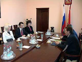 Губернатор уволил руководителя департамента здравоохранения области
