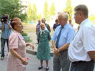 Губернатор Владимир Кулаков инспектировал дорожные работы