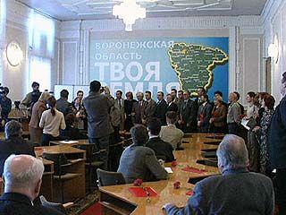 Губернатор Воронежской области поздравил работников радио и телевидения с профессиональным праздником