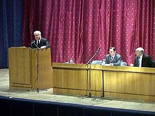 Губернатор встретился с активом профсоюзов Воронежской области