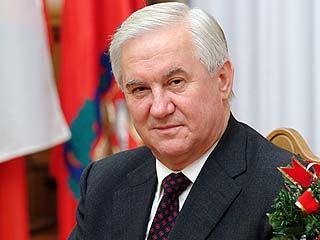 Губернатору области вручили грамоту за возрождение православных традиций