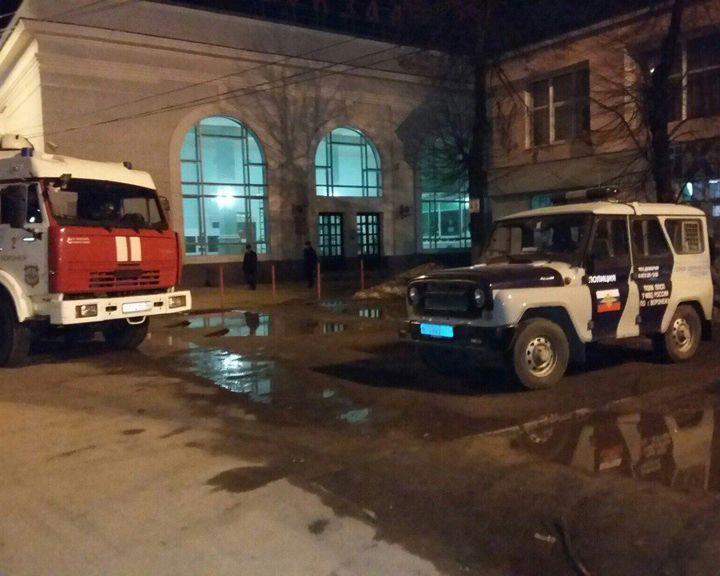 Свидетели сказали обомбах навсех жд-вокзалах вВоронеже