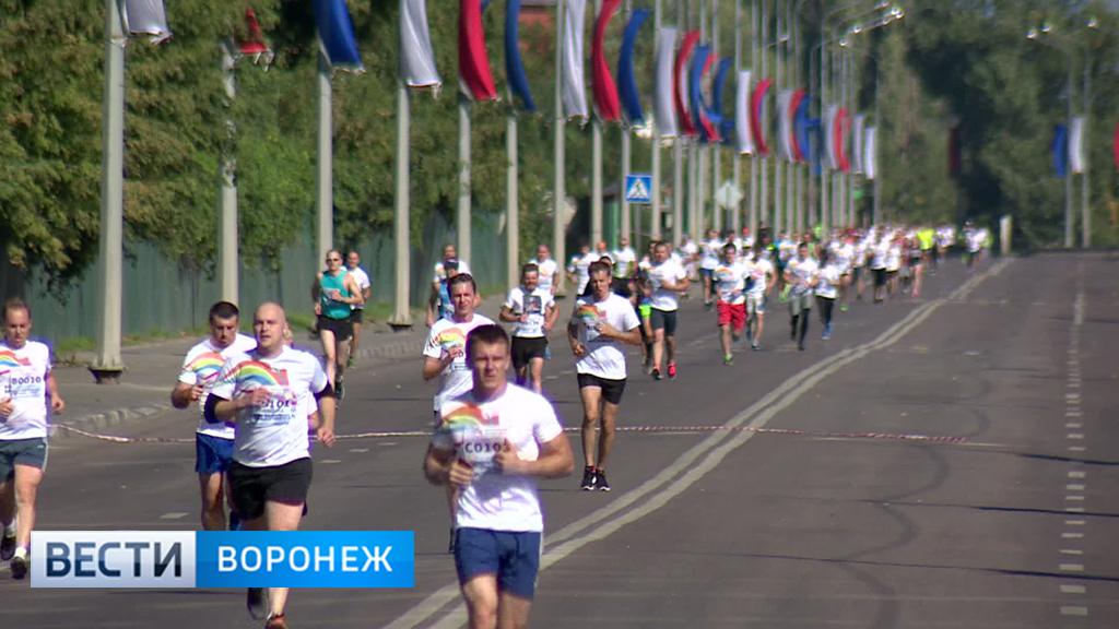 Лайфхак от участников «Воронежского марафона»: Бежать нужно равномерно