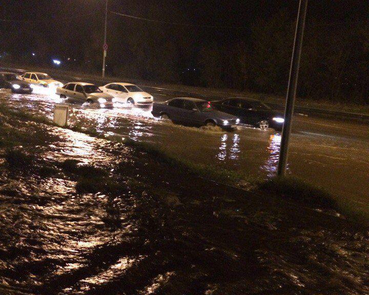 ВВоронеже граждане 6-ти кварталов остались без водоснабжения из-за коммунальной трагедии