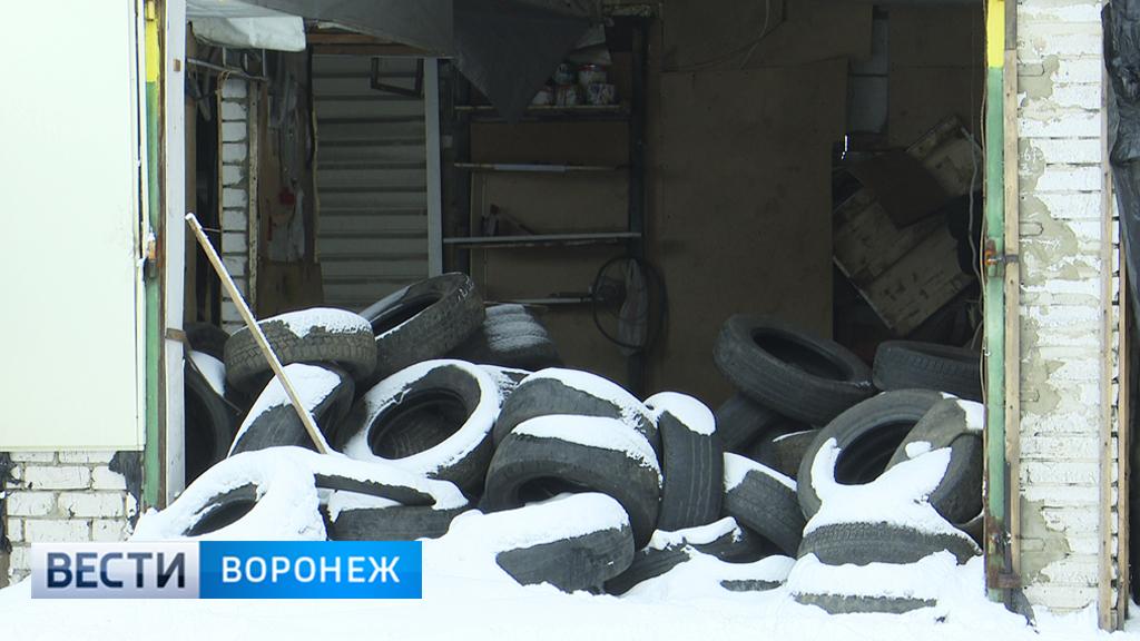 Мэрия Воронежа: владелица снесённого шиномонтажа задолжала полмиллиона рублей