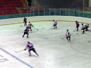 """Хоккеисты """"Бурана"""" заканчивают год не на победной ноте"""