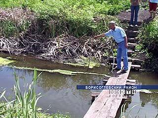 Хотели спасти речку, а в итоге сгубили ее