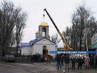 Храм Рождества Пресвятой Богородицы переживает второе рождение