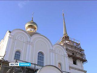 Храм Сергия Радонежского реконструировали заново