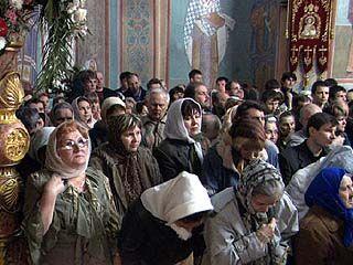 Христиане всего мира отметили главный праздник - Воскресение Христово