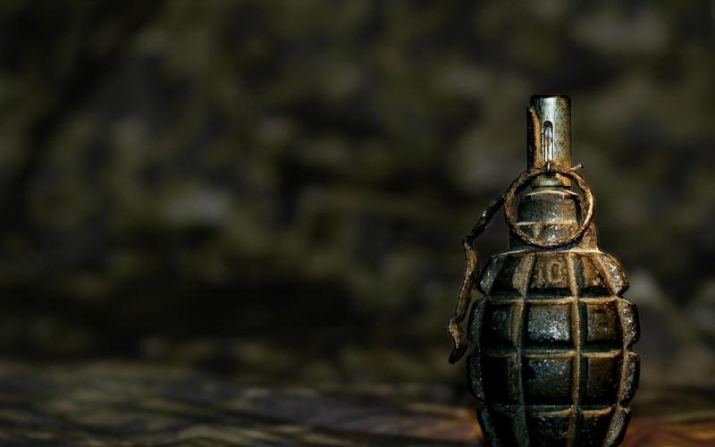 Подростки нашли в Воронежском водохранилище гранату