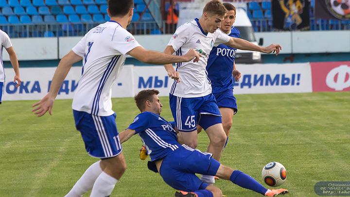 Воронежский «Факел» победил «Ротор-Волгоград»