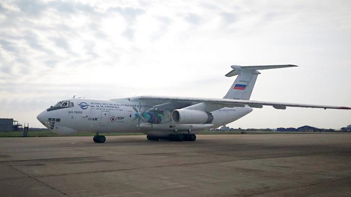 Двигатель для воронежского Ил-112В впервые испытали в воздухе