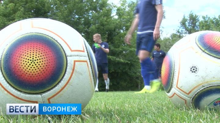 С воронежским «Факелом» заключили контракты уже восемь новых футболистов