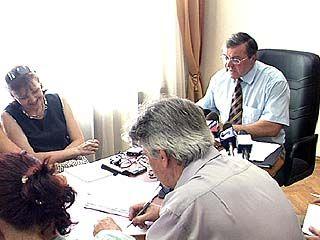 Игорь Паринов встретился с журналистами