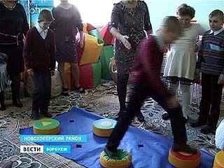 Игровая комната появилась в Елань-Коленовском Центре психологического и медико-социального сопровождения
