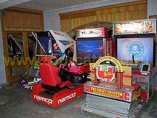 Игровые автоматы будут устанавливать в специальных помещениях