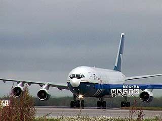 ИЛ-96 400Т отправился в первый коммерческий рейс