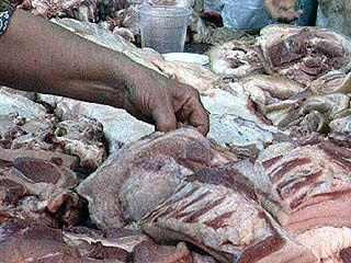 Информация о зараженном грибановском мясе не подтвердилась