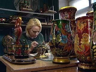 Иностранные коллекционеры скупают произведения липецких умельцев