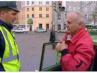 Инспектора ГИБДД взялись за непристегнутых водителей