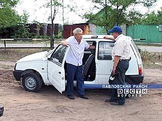 """Инвалид ВОВ получил """"ОКУ"""""""