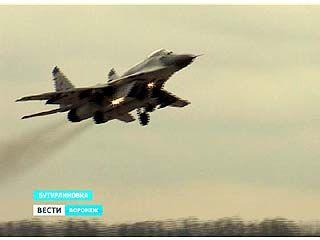 """Истребители """"МИГ-29"""" и весь летный состав покинули место временной дислокации в Бутурлиновке"""
