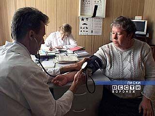 """Итоги реализации нацпроекта """"Здоровье"""" подвели в Лисках"""