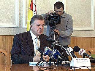 Иван Образцов встретится с журналистами