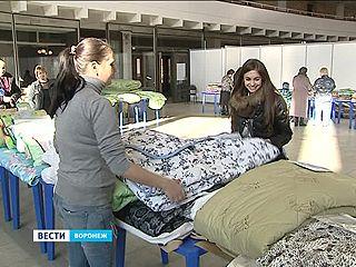 Ивановские текстильщики привезли в Воронеж последние разработки своих предприятий
