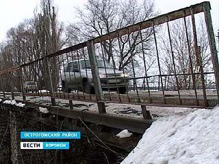 Из 600 мостов Воронежской области ремонта требуют более 500