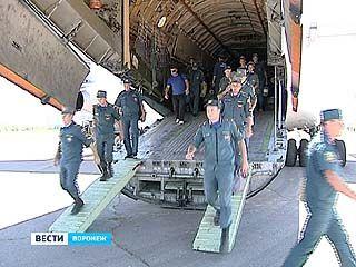 Из Крымска вернулась последняя группа спасателей