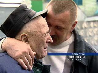 Из Семилукской колонии выпустили ветерана Ивана Пехтерева