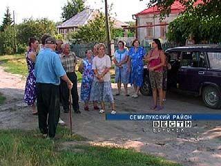 Из-за коммунальных долгов поселок Бахчеево остался без воды