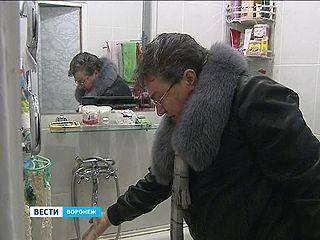 Из-за крупной аварии десятки домов в Воронеже остались без отопления