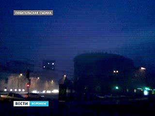 Из-за непогоды сотни воронежцев на прошедших выходных остались без света