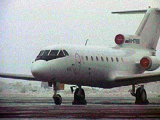 Из-за тумана Воронежский аэропорт не может нормально функционировать