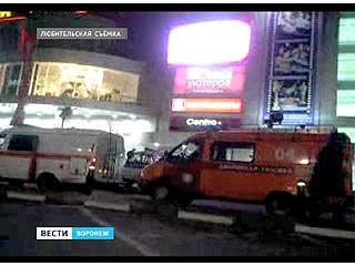 Из-за воронежского подростка пришлось полностью эвакуировать один из торговых центров