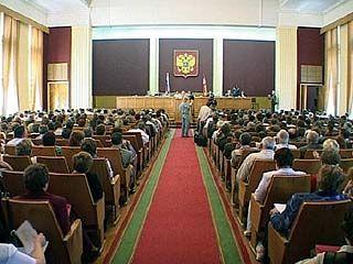 """Избран новый глава """"Совета муниципальных образований"""""""