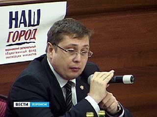 Известный писатель Дмитрий Быков встретился со студентами ВГУ