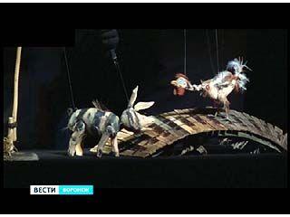Известный Тбилисский театр марионеток Резо Габриадзе приезжает в Воронеж